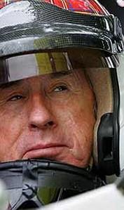 Jackie Stewart profile pic