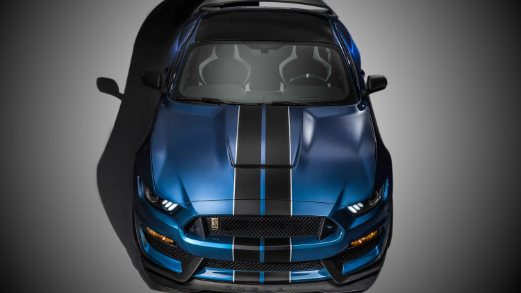Ford Shelby Gt350r